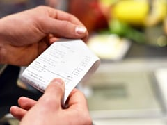 A Pastry Chef In Germany Is Offering Edible Sales Receipts! Here's Why