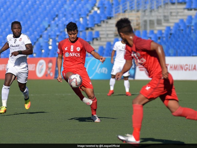 I-League: Aizawl FC-Churchill Brothers FC Play Out Thrilling 2-2 Draw, TRAU FC Thump Neroca FC 2-1