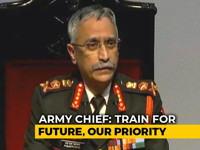 Video: 'Quality, Not Quantity, Will Be Our Mantra': Army Chief On Future Warfare
