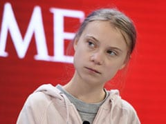"""After She Studies Economics ..."": US Treasury Chief's Jibe At Greta Thunberg"