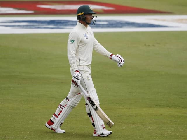 South Africa vs England: Rassie Van Der Dussen Keeps Place, Temba Bavuma Out Of 2nd Test