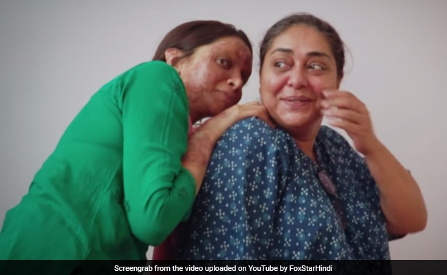 Deepika Padukone Reveals She 'Probably Wouldn't Have Done Chhapaak' Without Meghna Gulzar