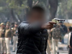 "Massive Protests After Man Shoots Jamia Student, Shouts ""<i>Yeh Lo Azaadi</i>"""