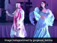 कैटरीना कैफ ने दोस्त की शादी में 'अफगान जलेबी' सॉन्ग पर किया ऐसा डांस, वायरल हुआ Video