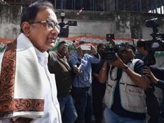 "Union Minister's Comeback To P Chidambaram's ""Real <i>Tukde Tukde</i> Gang"" Barb"