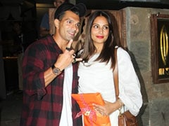 Bipasha Basu In A Floral Anarkali Suit Will Give You Ethnic Inspiration For Spring