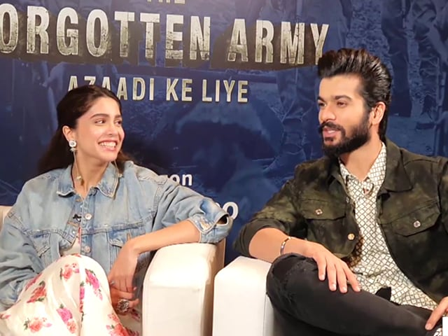 Sunny Kaushal And Sharvari On Director Kabir Khan And The Forgotten Army