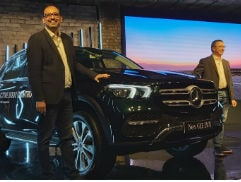 2020 Mercedes-Benz GLE Launched In India; Prices Start At Rs. 73.70 Lakh