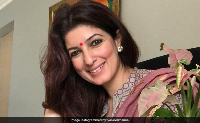 Twinkle Khanna Compares Love To 'Slipping In The Shower.' The Internet Can't Stop Laughing