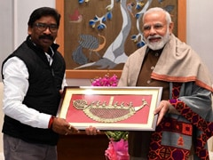 """""""Take Special Care Of Jharkhand"""": Hemant Soren To PM Modi In First Meeting"""