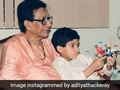 महाराष्ट्र में सरकारी कार्यालयों मे मनाई जाएगी बाल ठाकरे और उनके पिता की जयंती