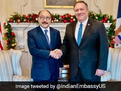 India Close To Signing A Trade Package With US, Says Envoy