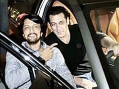 Salman Khan Surprises <I>Dabangg 3</i> Co-Star Kichcha Sudeep With A BMW M5