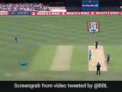 Watch: AB de Villiers Takes Sharp Catch On Big Bash League Debut