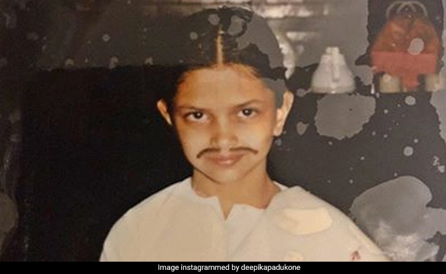 Deepika Padukone's New Year's Wish Comes With A Throwback Pic And A Note