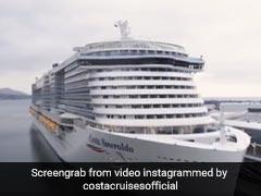 6,000 Passengers Stuck On Italian Cruise Ship Amid Virus Scare Allowed To Leave