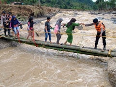 60 Dead, Over 1 Lakh Displaced In Indonesia Floods