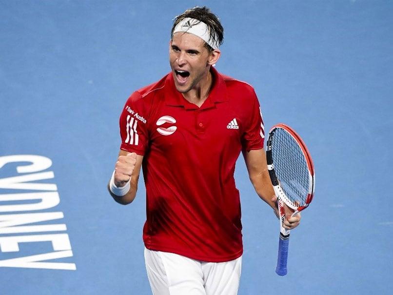ATP Cup: Dominic Thiem Beats Diego Schwatzman To Get Back To Winning Ways