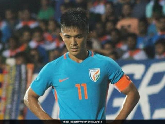 Sunil Chhetri Opens Up On Retirement Rumours, Says Will Keep Going As Much As Possible