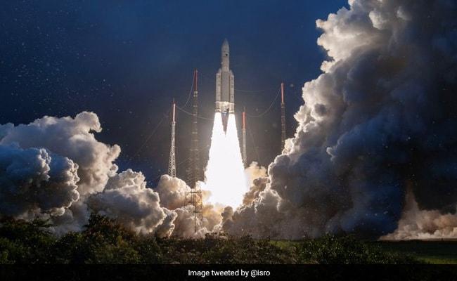 ISRO's GSAT-30 Communication Satellite Launched Aboard Ariane Rocket