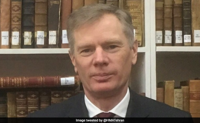 British Ambassador To Iran Detained For 'Inciting' Protesters