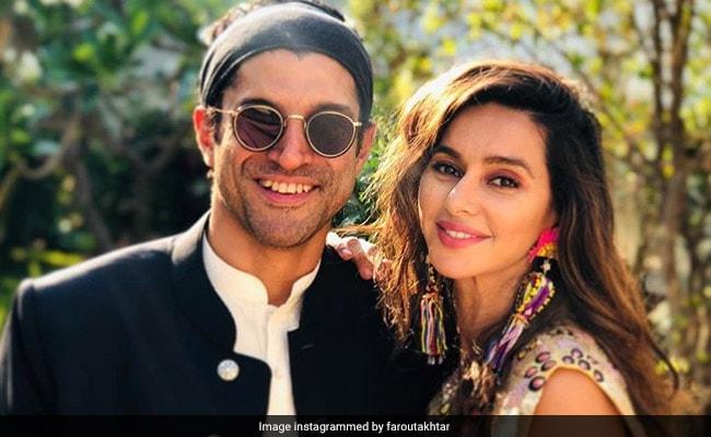 Farhan Akhtar And Shibani Dandekar To Get Married This Year ...