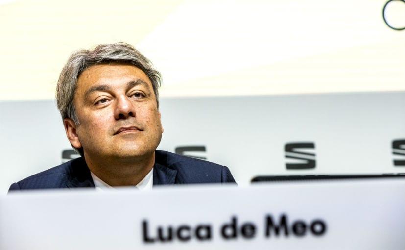 Luca de Meo Head Of Volkswagen's Seat Car Brand To Step Down: Report