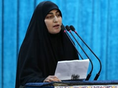 "Watch: Iran General's Daughter Warns US Of ""Dark Day"" At His Funeral"