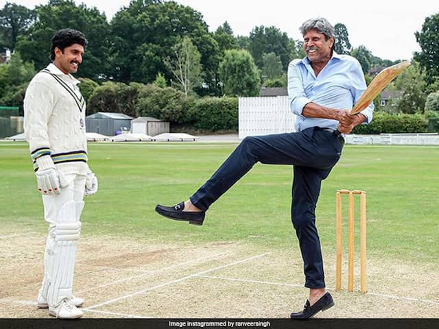 "What Kapil Dev First Said To Makers Of ""83"" When They Asked For His Permission"