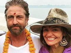 ICYMI: Gerard Butler Spends New Year In Rishikesh, Sends Love From The Himalayas