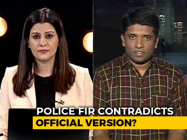 """Video : """"Amit Shah To Be Partly Blamed For JNU Violence"""": Ex-IAS Officer Kannan Gopinathan"""