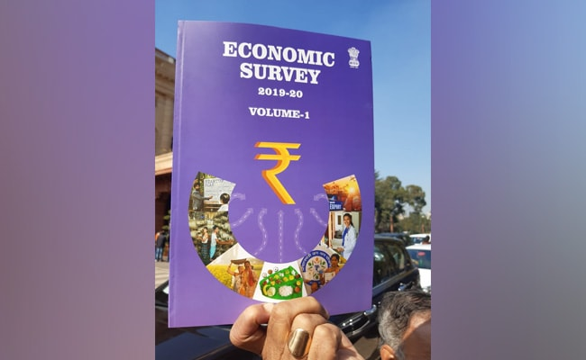 Why The Economic Survey Is Printed In Lavender This Year