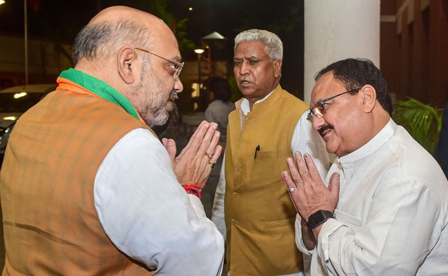 "BJP Deploys ""A Team"" Of 40 To Take On Arvind Kejriwal In Delhi"
