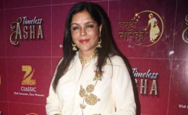 Zeenat Aman To Make Theatre Comeback With A Play On Mahatma Gandhi And Wife Kasturba