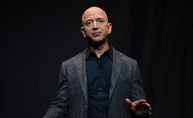 Jeff Bezos's Wealth Soars To $171.6 Billion, Tops Pre-Divorce Record