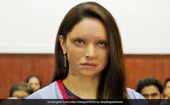 The Internet Slams Deepika Padukone For Turning Her Chhapaak 'Look' Into A TikTok Challenge