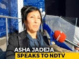 "Video: ""Super Excited About Indian Companies"": Venture Capitalist Asha Jadeja At Davos"