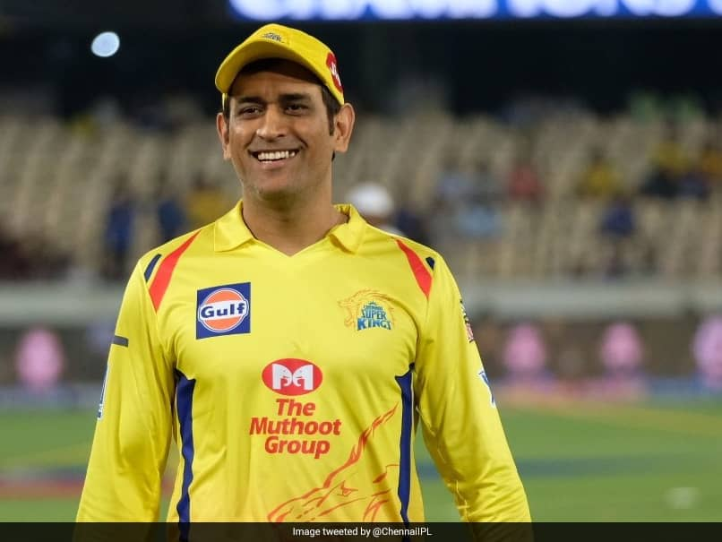 MS Dhoni Credits CSK For Helping Him Understand How To Stay Humble Post Success