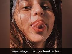 सुहाना खान की सेल्फी ने सोशल मीडिया पर मचाई धूम, Photo हुई वायरल