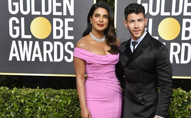 Golden Globes 2020: মঞ্চের রূপকথা নিক-প্রিয়াঙ্কা