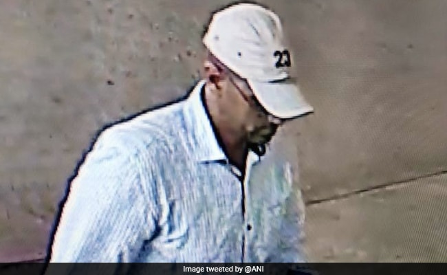 Explosive Found At Mangaluru Airport, Police Release Suspect's Photograph