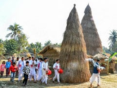 """Why No SOPs During Polls?"" Bihu Organisers In Assam React To Covid Rules"