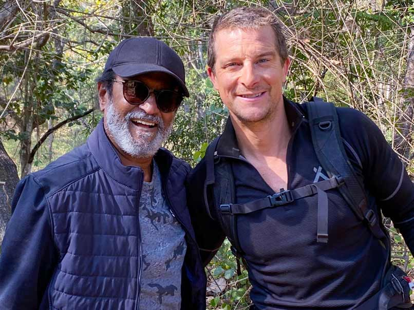 'P.S. He Wasn't Injured': Bear Grylls On Rajinikanth, Discovery Shoot