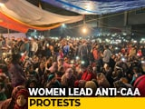 Video: Shaheen Bagh Protests Complete A Month