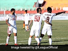 I-League: Mohun Bagan Thrash Neroca To Extend Lead On Top Of The Table