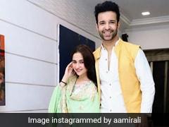 संजीदा शेख और आमिर अली के रिश्तों में पड़ने लगी दरार? एक्टर ने किया यह खुलासा