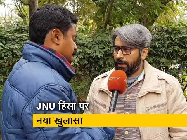 Videos : भीड़ ने सौ मीटर दूर से ही शिक्षकों पर हमला कर दिया: अविनाश कुमार