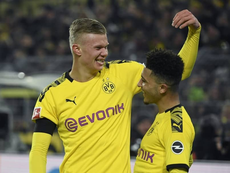 Erling Braut Haaland S Fairytale Start Continues As Borussia Dortmund Rout Cologne Football News