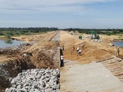 IIT Madras-Designed Check Dam Aids Palar River To Store Surplus Rainwater
