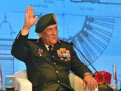 China Capable Of Launching Cyber Attacks On India: General Bipin Rawat